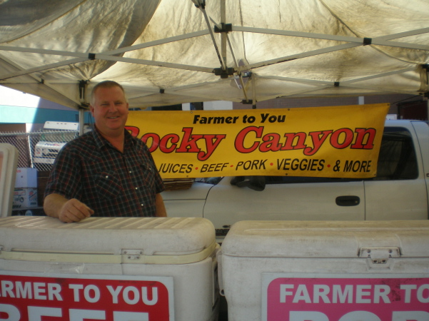 Greg Nauta of Rocky Canyon Farm